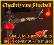 Chadhiyana Fireball Ad
