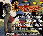 Chadhiyana Comic Ad