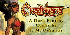 CHADHIYANA by J. M. DeSantis