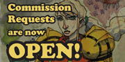 J. M. DeSantis Commissions are Open!