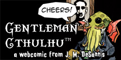 Gentleman Cthulhu: Emeritus Moribus Monstrum ad