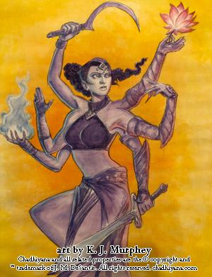 Chadhiyana by K. J. Murphey