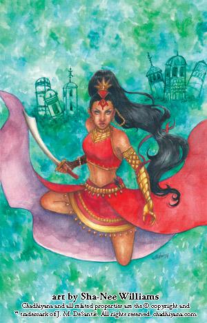 Chadhiyana by Sha-Nee Williams