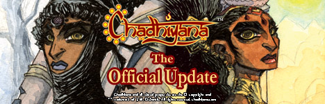 J. M. DeSantis Blog: The Big Chadhiyana Update