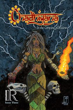 Chadhiyana #3 cover by J. M. DeSantis