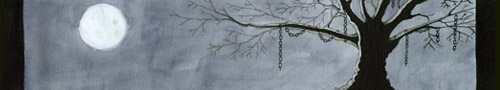Devil Tree Banner