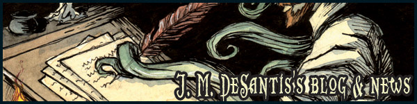 J. M. DeSantis's Blog & News