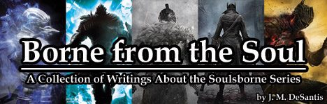 Borne from the Soul: Storytelling in Dark Souls