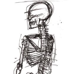 Sketches by J. M. DeSantis