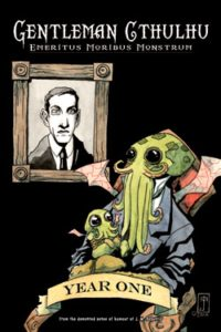 Gentleman Cthulhu: Year One cover