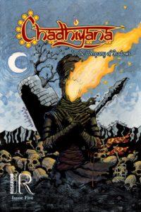Chadhiyana #5 - cover