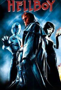 Hellboy movie cover